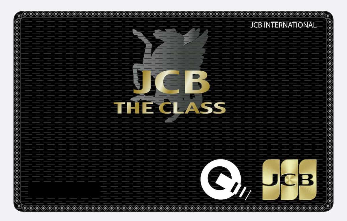 JCB THE CLASSのApple Pay